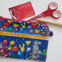 SALE Make up bag   Pencil Case