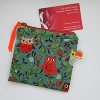 Little Owls Purse