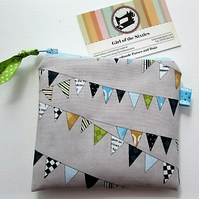Bunting  Coin Purse
