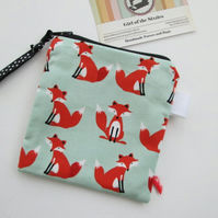 SALE Fox purse