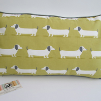 Dachsunds  Cushion Cover