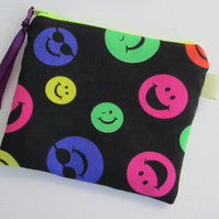 Happy Faces  Coin Purse