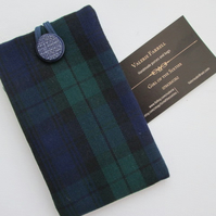 SALE Tartan Mobile Phone Case