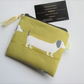SALE Dachshunds Coin Purse