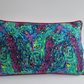 New Zealand Pacific Paua Shell Cushion