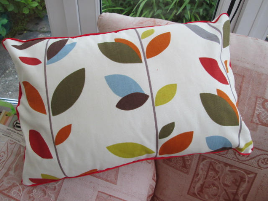 Retro design Cushion