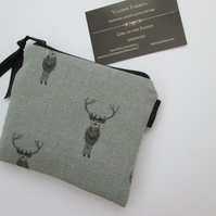 SALE Stags   Coin Purse