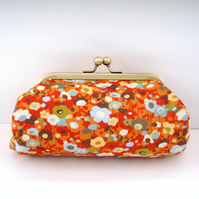 SALE Wonderland Clutch bag