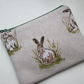 SALE Hare  Coin Purse