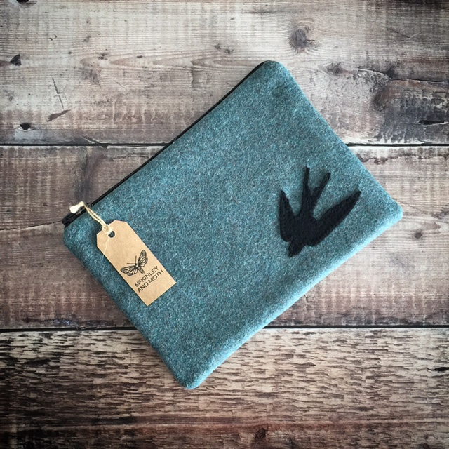 Swallow mini iPad Bag