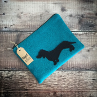Dachshund Mini iPad Bag