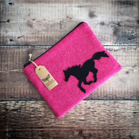 Horse Mini iPad Bag