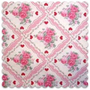 Cottage Garden - Petal Pink - Fabric FQ