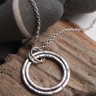 Silver Necklace, handmade silver jewellery