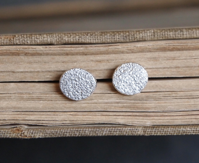 Studs, Silver Stud Earrings, silver jewellery