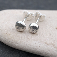 studs, small silver stud earrings, silver studs