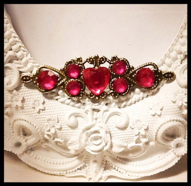 Vintage Inspired Brooch