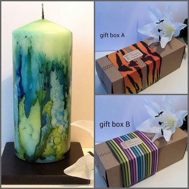 COOL Candle Gift Set