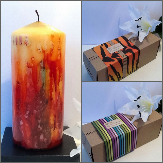 COOL Candle Gift Set Gift Boxed for Christmas Birthday Special Gift