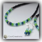 'Ocean Spray' Turquoise Necklace With Bracelet & Earrings Gift Boxed Gift