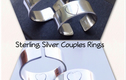 ADJUSTABLE RINGS - these rings fit most fingers so can be gifted without worry