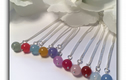PERSONALISED COLLECTION - Birthstone Jewellery, Colour Choices, Choice of Finish etc