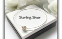 WEDDING COLLECTION - handcrafted pearl and silver necklaces, bracelets and rings