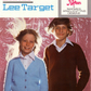 Vintage Hand Knitting pattern K1074: from Lister Lee, Aran for Kids.