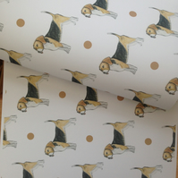 Beagle,wrapping paper,gift wrap, for dog lovers, for beagle lovers