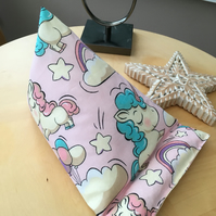 Unicorn iPad stand, Tablet stand, Kindle stand, Phone stand, Bean bag