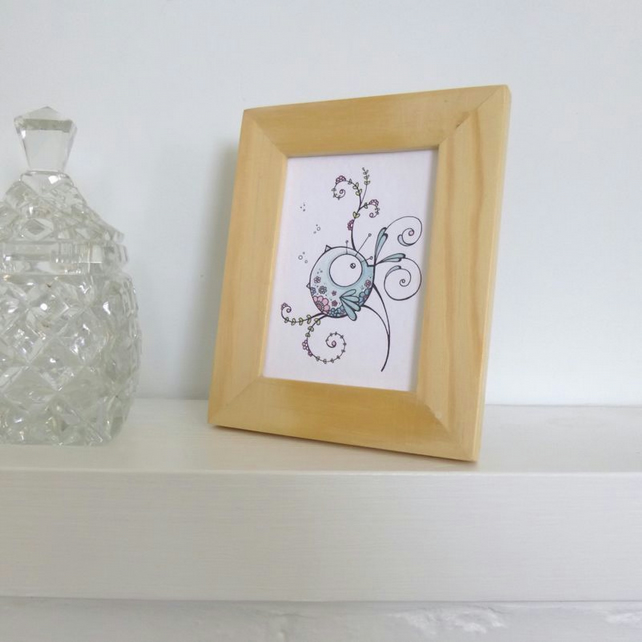 Small ACEO Picture Frame