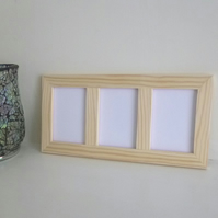 ACEO Triple Frame Natural