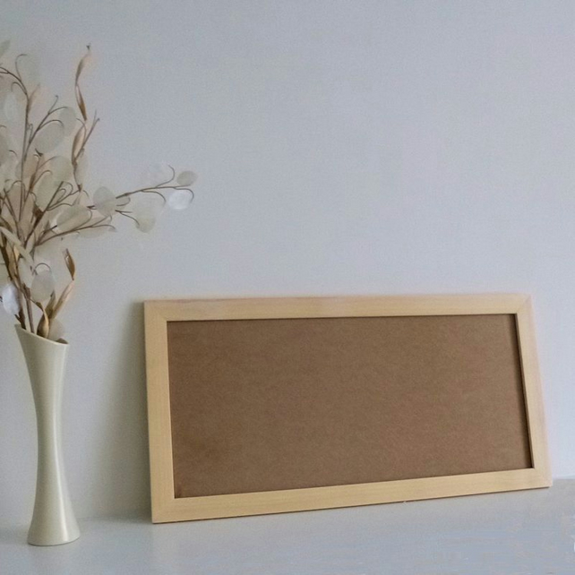 Picture Frame - Large Made to Measure