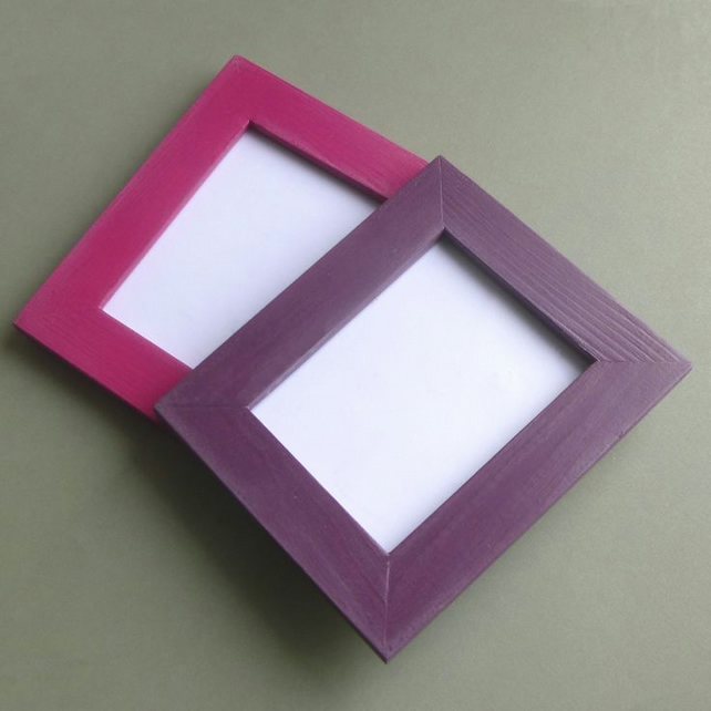 Coloured Frame - ACEO Size