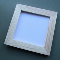 "Square Frame for 4"" x 4"" Mount"