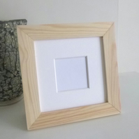 "Square Frame for 2"" x 2"" Picture"