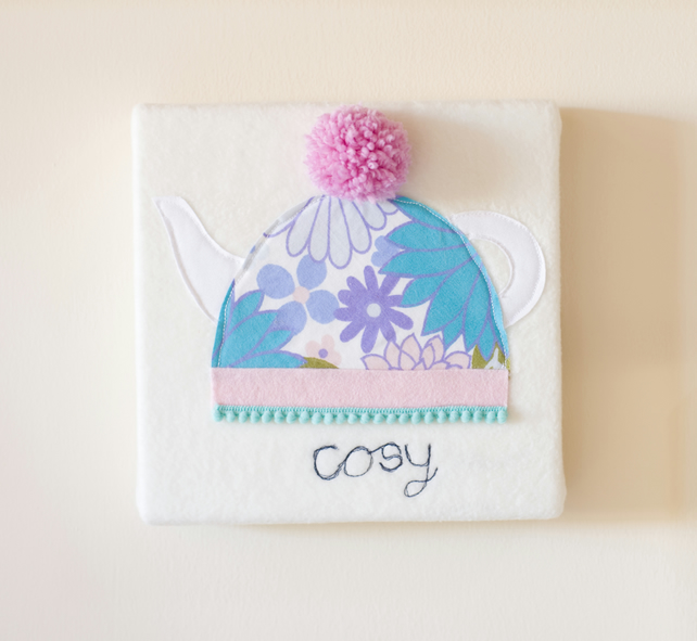 Tea Cosy Wall Art