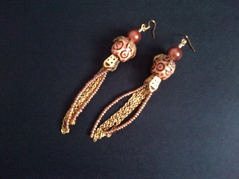 Caribbean Twist Earrings