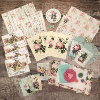 Garden of roses inspiration kit