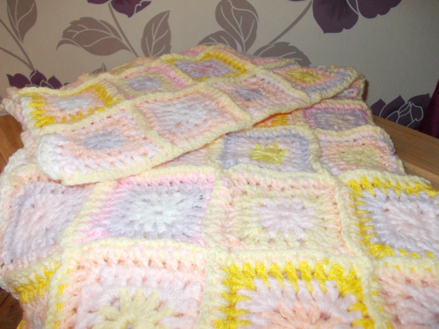 Girls Cot Blanket