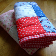 Reserved for CaPZ - Caroline Parkes - Baby quilts