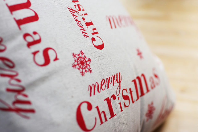 SALE! Merry Christmas Cushion