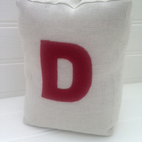 Sale - Sample - D is for Doorstop