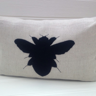 Sale - Applique Bee Doorstop
