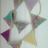 Sale - Handmade Mini Bunting