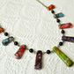 Rainbow Jasper Statement Necklace