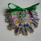 Little Butterfly Stitch Markers - knitting or crochet