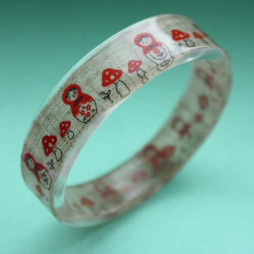 Russian Doll bangle