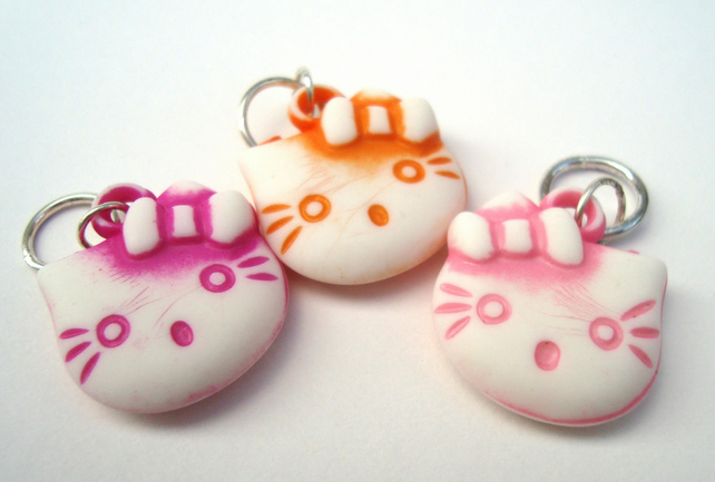 Kitty Stitch Markers