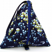Water Lilies Knitting Pouch